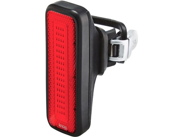 Knog Blinder MOB V Mr Chips Luz de seguridad LED rojo, black